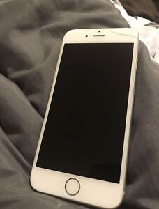 64gb iPhone 6 silver