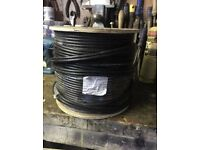 Twin Satellite Cable 100m