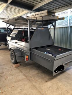 Tradie trailer North Tamworth Tamworth City Preview