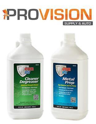 Por 15 40104   40204 Cleaner Degreaser   Metal Prep  2 Quarts Total