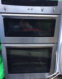 NEFF oven & grill combination