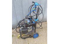Petrol pressure washer jet wash