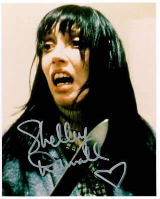 Shelley Duvall  The Shining  Signed Authentic 8X10 Photo Coa