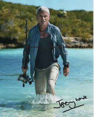 JEREMY WADE River Monsters Signed autographed 8x10 photo Reprint