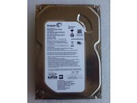 Seagate 500GB SATA Hard drive 3.5 inch – Excellent condition - Fully working