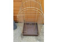 large Bird Cage - clean condition - finch, canary, budgie or parakeet!