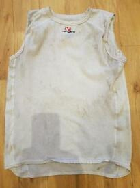 Luggies race string vest