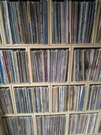 The Original Vinyl Record Storage Unit