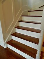STAIRS - FLOORING - MORE!  Renovations - 13% off!