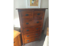 Wanted: Tallboy or narrow chest of drawers