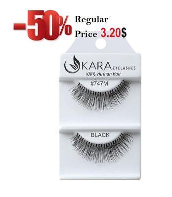 New Best KARA Human Hair Eyelashes goods under set free