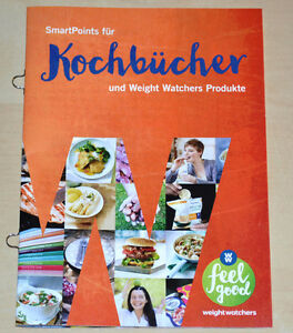 weight watchers smartpoints kochbuch und produkte umgewandelt starter liste 2016 ebay. Black Bedroom Furniture Sets. Home Design Ideas