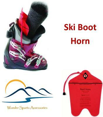 Ski Boot Horn RBH-1 best for Rosignol Dalbelo Tecnica Salomon Atomic