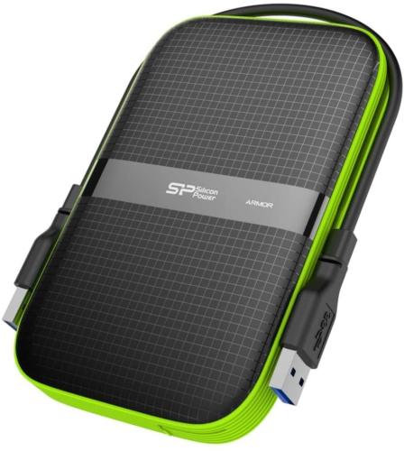 Silicon Power 4TB Rugged Portable External Hard Drive Armor