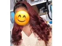 LACE WIG & LACE FRONTAL CUSTOMISATION SERVICE