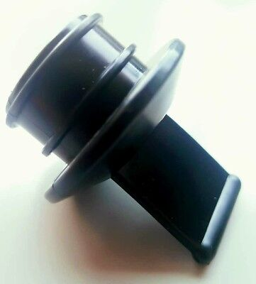 1 LUND or STINGRAY BOATS BLACK RUBBER PUSH-IN LIVEWELL DRAIN PLUG PART 1857910