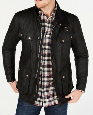 Barbour International Steve McQueen Men's Duke Wax Jacket