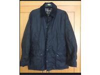 Barbour Ashby Wax Jacket. Medium BNWT