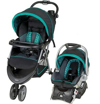 Stroller Car Seat Infant Newborn Baby Bebe Boy Girl Travel System Carreola Safe