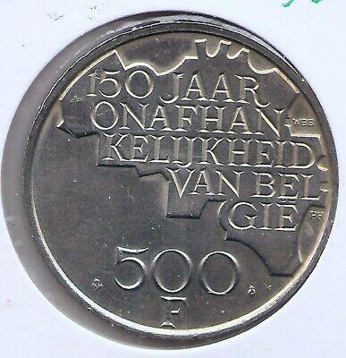 500 frank 1980 frans * nr 5608