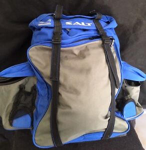 Shakespeare SALT Fishing Backpack, Excellent Condition Bedfordale Armadale Area Preview