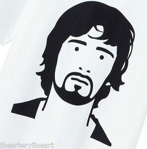 JULIAN-OPIE-x-UNIQLO-039-Gary-Popstar-039-SPRZ-NY-Graphic-Art-T-Shirt-L-NWT