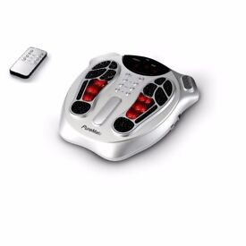 PureMate® PM 605 Foot Circulation Massager,Therapy, Improves Blood Circulation, Relieves Aches Pains