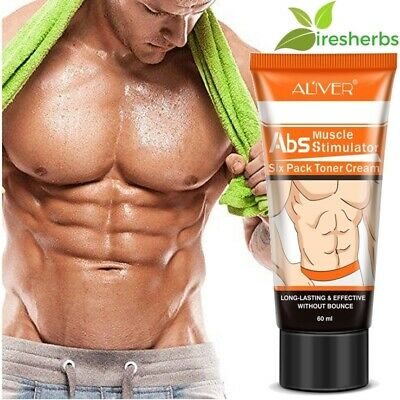 #1 BEST MEN SLIMMING FAT BURNING MUSCLE REDUCER WEIGHT LOSS SIX PACK CREAM