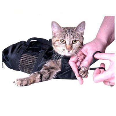 Cat Grooming Bag No Scratching Biting Restraint Versatile Bags Pet Supply PA