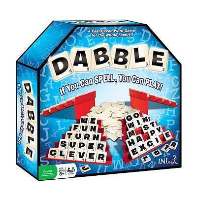 DABBLE - Fun Family Word Game - Award Winning, Educational, Improves Spelling](Award Winning Games)