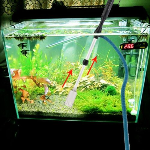 Cleaning & Maintenance Confident Aquarium Cleaner 5 In 1 Long Handle Clean Set Fish Net Fish Tank Cleaner Tool R1