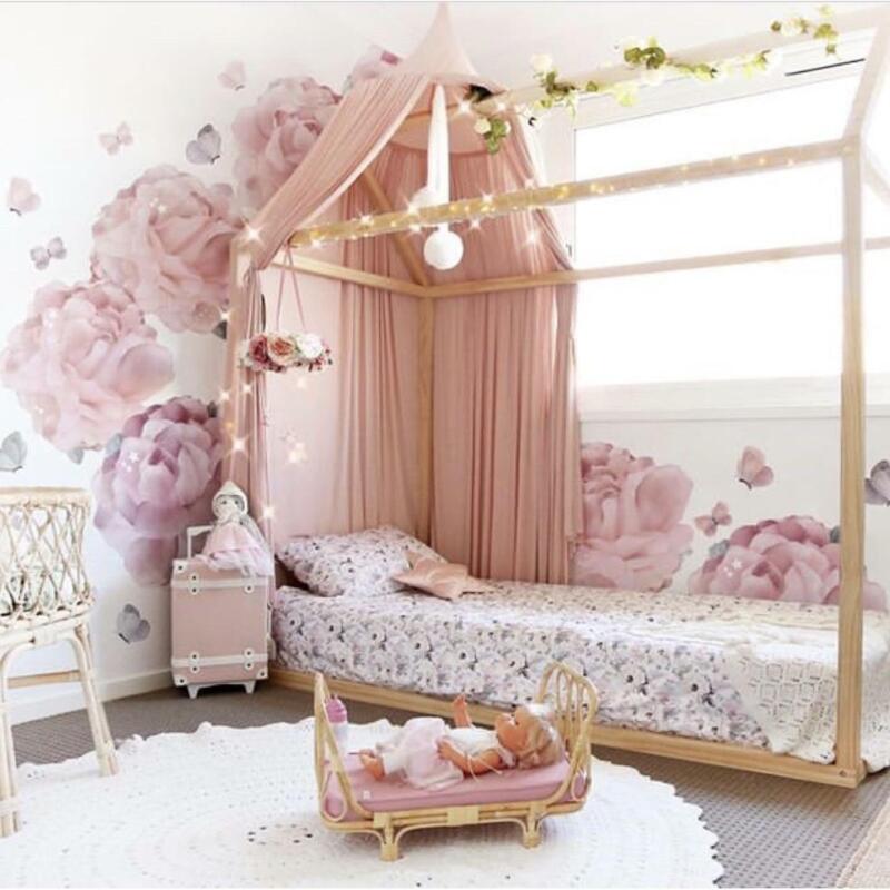 Crochet rug 120cm - Baby unisex boys nursery decor
