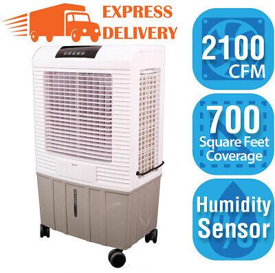 Swamp Cooler Evaporative Air Portable Commercial Fan 2100 CF