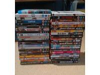 42 DVDs 1 Blu Ray