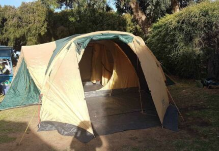 Coleman Chalet 9 person XL CV Tent & coleman chalet | Gumtree Australia Free Local Classifieds