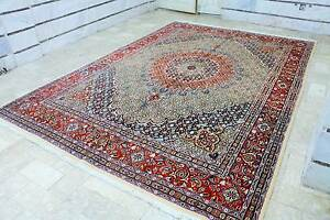 EXTRA LARGE SIZE SILKINLAY HAND MAD PERSIAN BIRJAND RUG CARPET Crows Nest North Sydney Area Preview