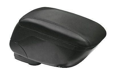 Bracciolo universale portaoggetti nero regolabile