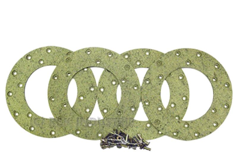 Bremsbelagsatz 178mm Same Bremse  Foto 1