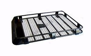 Roof Rack 1650x1250 FULLY ENCLOSED LANDCRUISER 70 DUAL CAB 4x4 Malaga Swan Area Preview