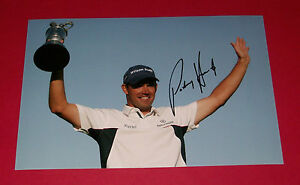 PADRAIG-HARRINGTON-2008-OPEN-CHAMPION-GOLF-HAND-SIGNED-AUTOGRAPH-12X8-PHOTO