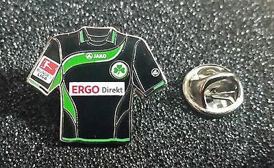 SPVGG Greuther FÜRTH PIN MAGLIA FOOTBALL 2011-2012 distanza Ergo DIRECT image