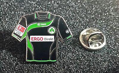 SPVGG Greuther FÜRTH PIN MAGLIA FOOTBALL 2011-2012 distanza Ergo DIRECT image