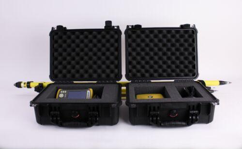 Topcon Single Hiper SR Receiver Kit w/ FC-500 Data Collector & Magnet Field