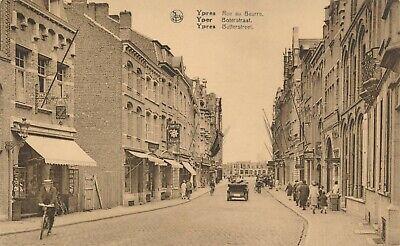 CPA - Belgique - Ieper - Ypres - Rue au Beurre