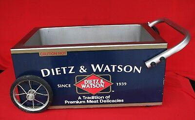 Dietz  Watson 1200 Watt Portable Steam Table Model Mpcs2000