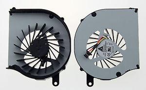 HP G62 COMPAQ CQ62 METAL CPU FAN KSB0505HA-A 606013-001 612354-001 B3