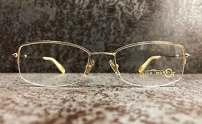 Marius Morel 24K GOLD Damenbrille 1759M OR119  Brille/Frame/Lunettes Front 133mm