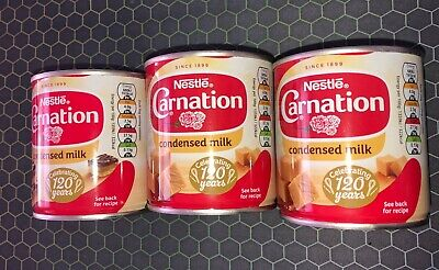 3x Nestle Condensed Milk 397g