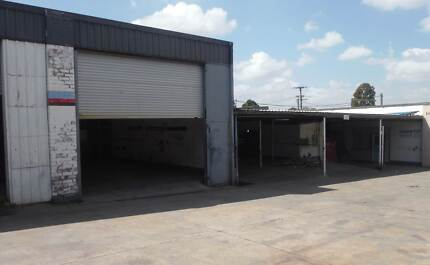 Workshop, Spray Booth and/or Garage space for rent