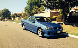 2009 Holden commodore ute SV6....6 speed manual. Yokine Stirling Area Preview